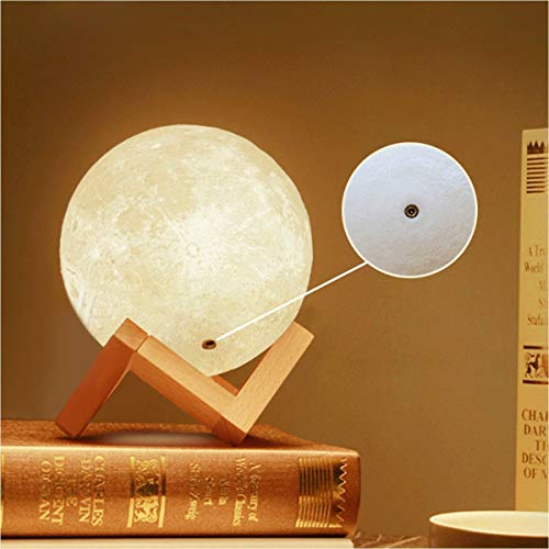 Brave /& Smart Moon Lamp to My Daughter Moon lamp from Mom