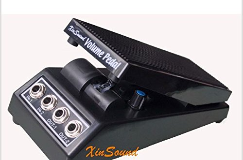 XIN SOUND VP-109 PASSIVE (NO POWER REQUIRED) VOLUME PEDAL DUAL OUTPUTS NEW! by Xin Sound