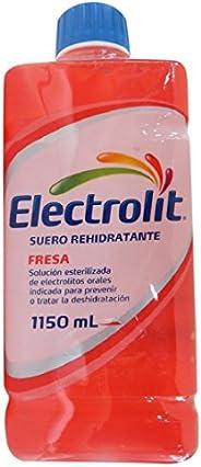 Electrolit Solución, Fresa, 1150 ml