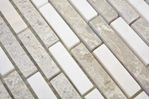 Mosaikfliese Transluzent rot Glasmosaik Crystal Resin rot BAD WC K/üche WAND MOS92-0904