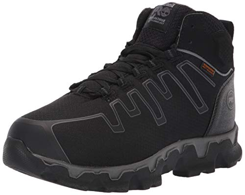 Timberland PRO Mens Powertrain Sport Internal Met Guard Alloy Toe Industrial and Construction Shoe
