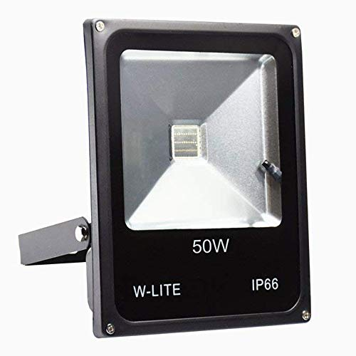 Cheap  50W Remote Control RGB Dimmable Color Changing Waterproof LED Flood Light Wall..
