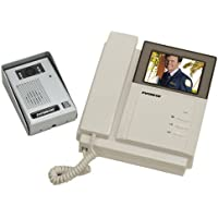 SECO-LARM DP-222Q ENFORCER Color Video Door Phone, For home or business use, Simple 2-wire connection, Camera has 6 LEDs for nighttime operation, Remotely and securely talk to visitors