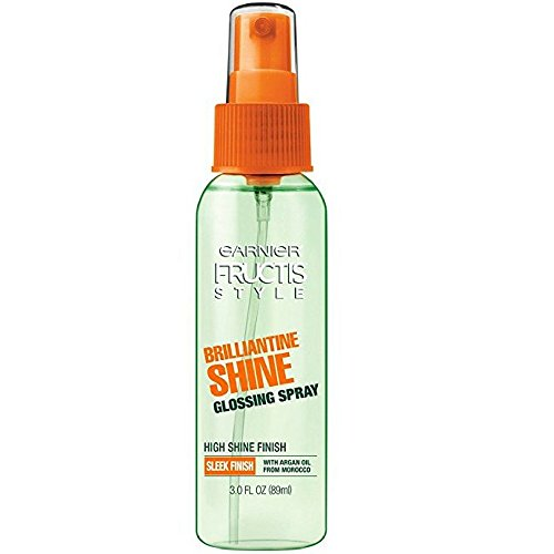 - Garnier Fructis Style Brilliantine Shine Glossing Spray 3 Oz (Pack of 6)