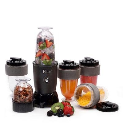 17 Piece Personal Blender