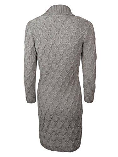 Grays Neck Three Quarter Women's V Calvin Dress Sweater Sleeve Klein Petite 7qSvx4P