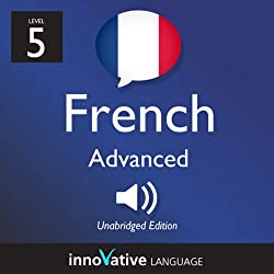 Learn French with Innovative Language's Proven Language System - Level 5