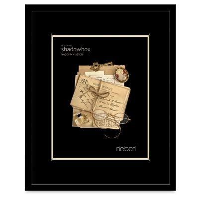 Black Shadow Box 16x20 Frame 1-7/8-inch Depth by Nielsen-Bainbridge - 16x20
