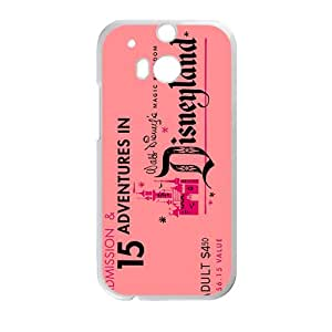 Disneyland Phone high quality Case for HTC One M8