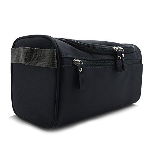 Mister Bag Toiletry Bag Hanging Travel Toiletries Bag, Black by Mister Bag (Image #9)