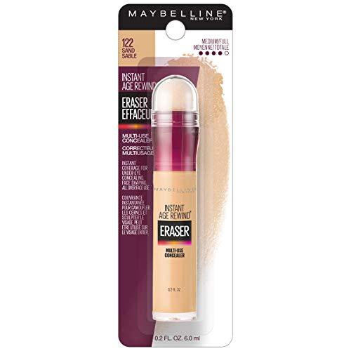 Maybelline Instant Age Rewind Eraser Dark Circles Treatment Concealer, Warm Light, 0.2 fl. oz.