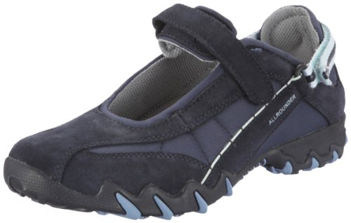 Donna Fashion Blue Sneakers Niro Mephisto di Allrounder BwqRHU