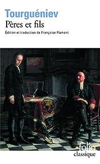 Pères et fils, Turgenev, Ivan Sergeevic