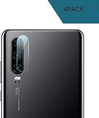 Newseego Compatible con Huawei P30 Protector de lente de cámara [4 ...