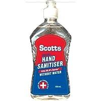 Hand Sanitiser Gel 450ml