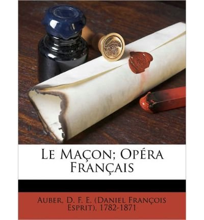 Download Le Ma On; Op Ra Fran Ais (Paperback)(French) - Common PDF
