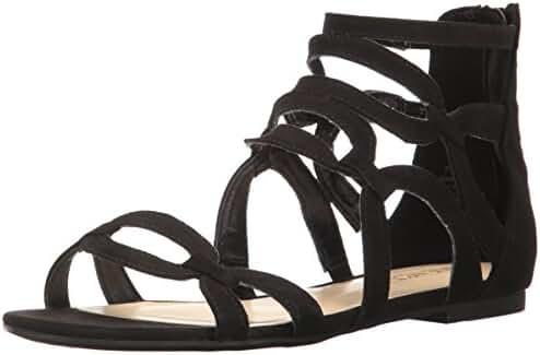 Nine West Women's Dontcare Suede Dress Sandal