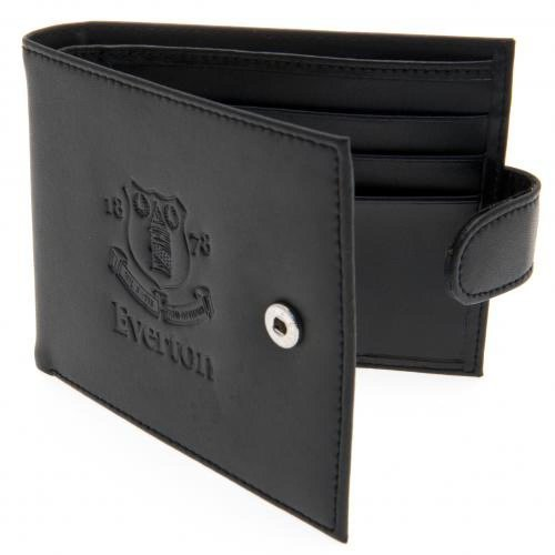Everton FC Official Football Gift Embossed Leather Wallet - A Great Christmas / Birthday Gift Idea For Men And Boys by Official Everton FC Gifts by Official Everton FC Gifts