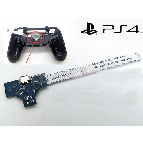 aerospace-new-quality-power-port-motherboard-ribbon-flex-14pins-cable-for-ps4-playstation-4-controll