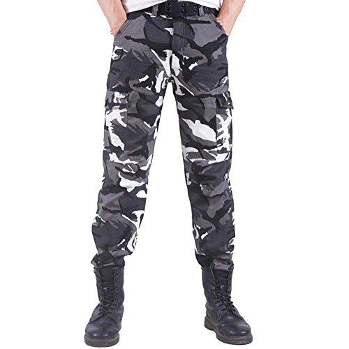 Camo Motorcycle Pants - 7