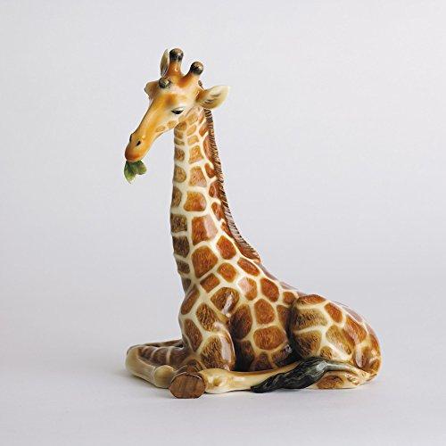 Franz Collection Sculptured Porcelain *Endless Beauty* Giraffe Mother ()