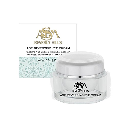 ASDM Beverly Hills Age Reversing Eye Cream, 0.5 Ounce