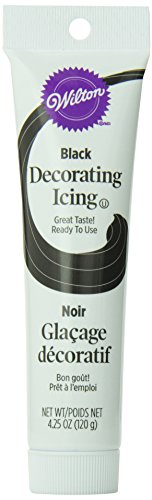 Wilton Icing - Ready-to-Use - Tube - Black