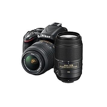 Nikon D5100 18-55/3.5-5.6 AF-S G DX VR 55-300/4.5-5.6 AF-S G DX ED ...