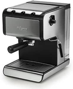 Tristar KZ-2271 - Cafetera espresso: Amazon.es: Hogar