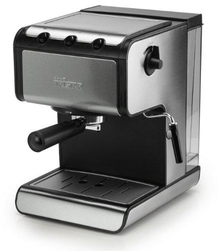 Tristar KZ 2271 KZ-2271-Cafetera Espresso, 850 W, 1.4 litros, Plástico