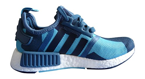 adidas Sneaker Donna Bianco Blanch Blue S75722