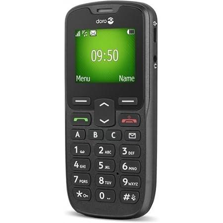 T�l�phone GSM DORO PHONEEASY 506 NOIR