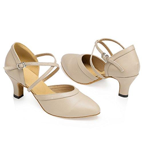 TDA - Zapatos de tacón  mujer 6cm Heel Grey