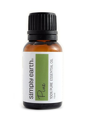 Pine Essential Oil by Simply Earth - 15 ml, 100% Pure Therapeutic Grade