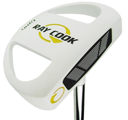 New Ray Cook Golf 2012 Gyro 2 White Putter 34″, Outdoor Stuffs