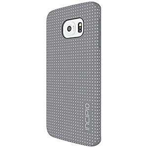 Samsung Galaxy S6 edge Case, Incipio [Dotted] Highwire Case for Samsung Galaxy S6 edge-Gray/Light Gray