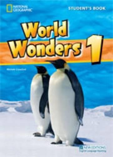 World Wonders 1 with Audio CD