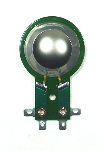 ZXPC Replacement Mackie Diaphragm for THUMP TH15A & 12A, DC10/1501 Driver Tweeter 4 Ω by ZXPC