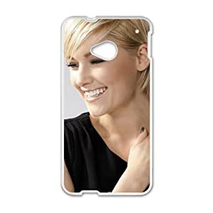 Happy Model Helene Fischer Cell Phone Case for HTC One M7
