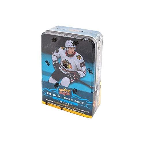 2018-19 Upper Deck Series 2 Hockey Tin Box