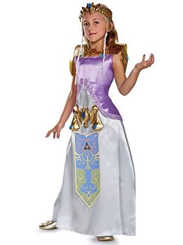 Legend Of Zelda Costumes Cheap - Legend of Zelda Deluxe Costume for