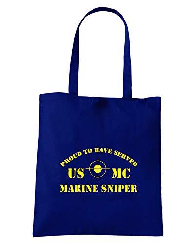 SNIPER Shopper Borsa Shirt MARINE Blu Navy Speed OLDENG00342 E80wBqRx