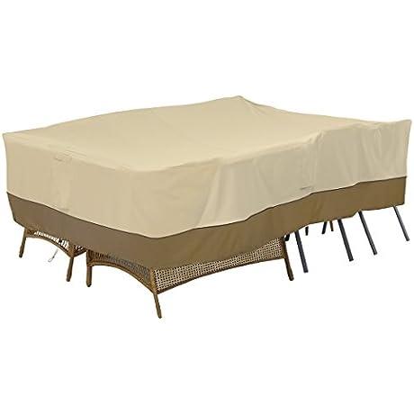 Classic Accessories 55 578 011501 00 Veranda 80 X 60 General Purpose Patio Furniture Cover Medium