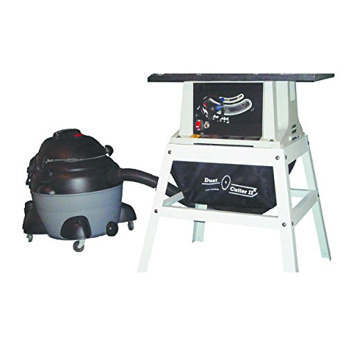 Dust Cutter Contractor Style Table