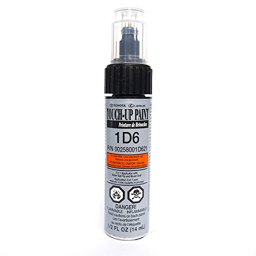 genuine-toyota-00258-001d6-21-silver-sky-metallic-touch-up-paint-pen-44-fl-oz-13-ml