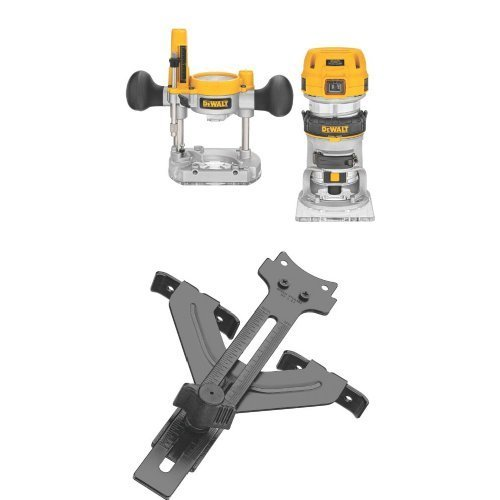 Dewalt dwp611pk 125 hp max torque variable speed compact router dewalt dwp611pk 125 hp max torque variable speed compact router combo kit with leds w keyboard keysfo Choice Image