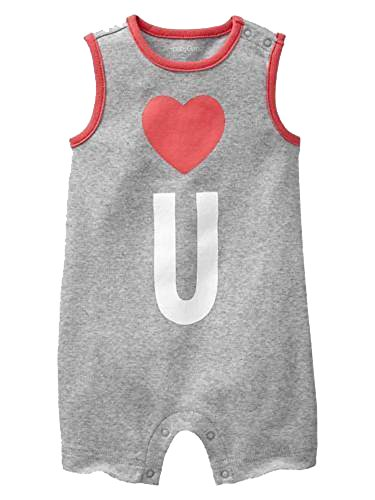 baby-gap-gray-heart-love-you-shorts-romper-0-3-months