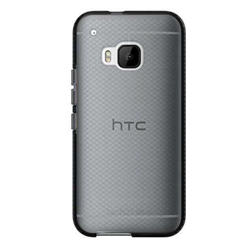 Tech21 Evo Check for HTC One M9 - Smokey/Black