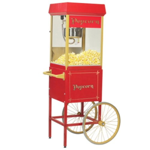 8 oz gold medal popcorn machine - 2