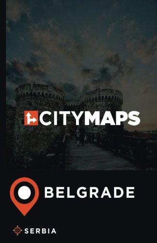 City Maps Belgrade Serbia